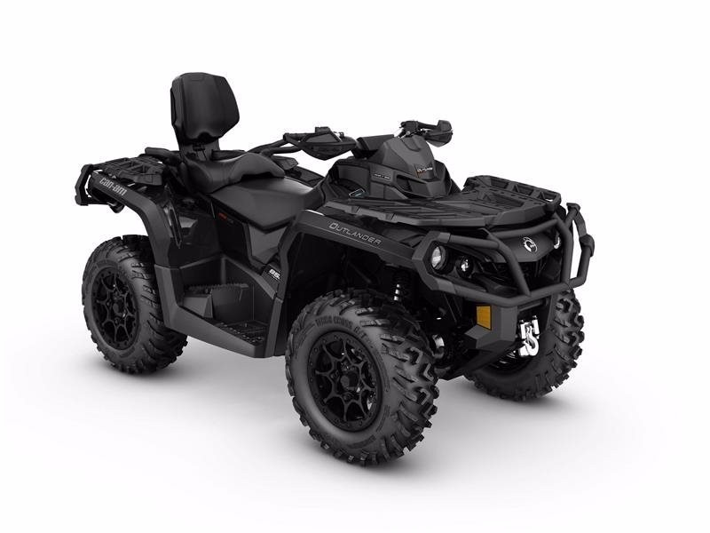 2017 Can-Am OUTLANDER MAX XT-P 850