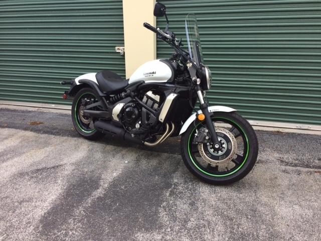 2016 Kawasaki VULCAN S ABS
