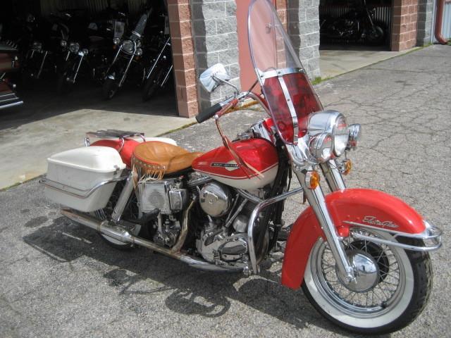 1965 Harley-Davidson FLH 1200 Panhead