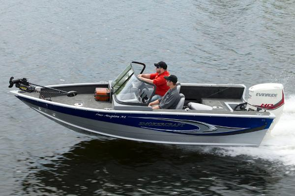 2017 Smoker Craft 172 Pro Angler XL