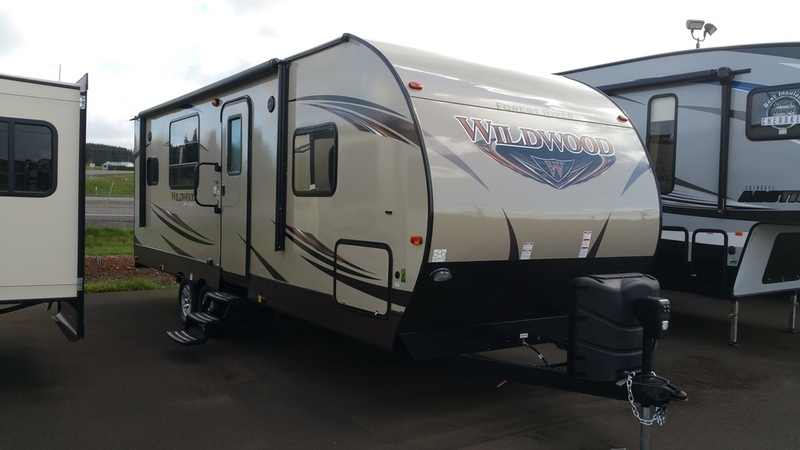 2017 Forest River Wildwood T25RKS-NW