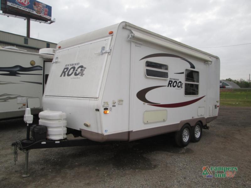 2007 Rockwood Rockwood Roo 21SS