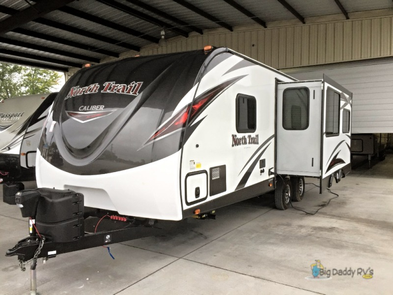 2017 Heartland North Trail 26LRSS King