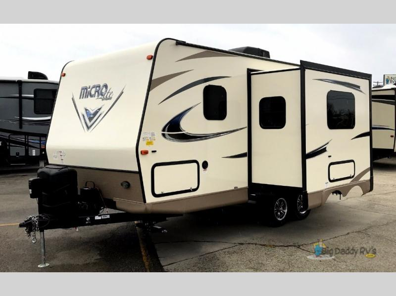 2017 Forest River Rv Flagstaff Micro Lite 21DS