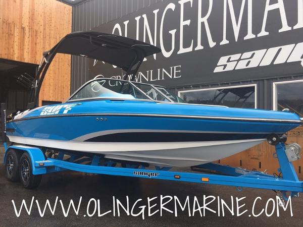 2017 Sanger Boats 215S