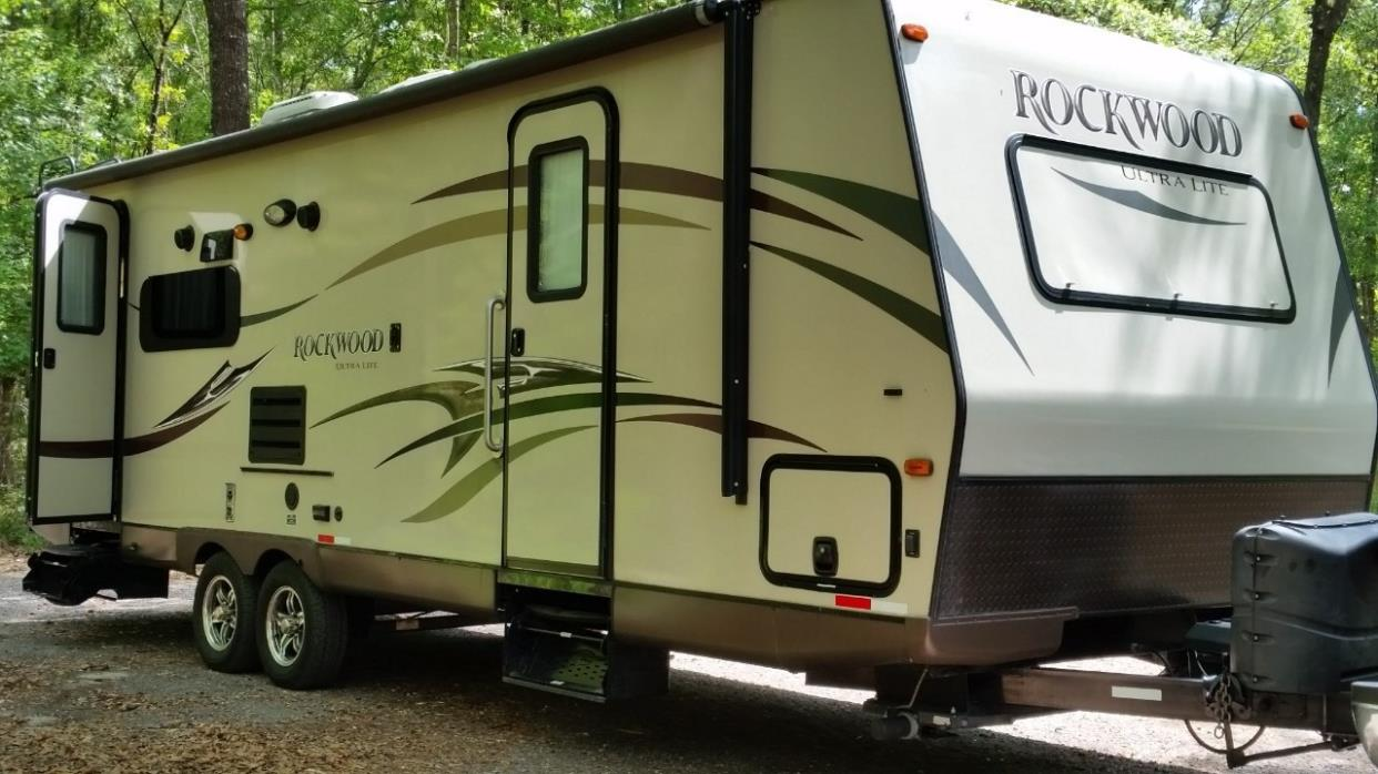 2014 Forest River ROCKWOOD ULTRA LITE 2604WS