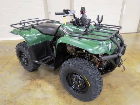 2012 Yamaha Big Bear 400 4x4 IRS