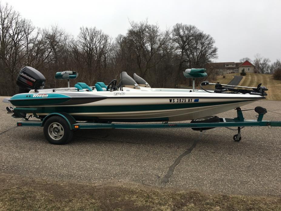 Triton boats for sale in Wisconsin