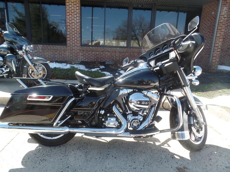 2015 Harley-Davidson FLHTP
