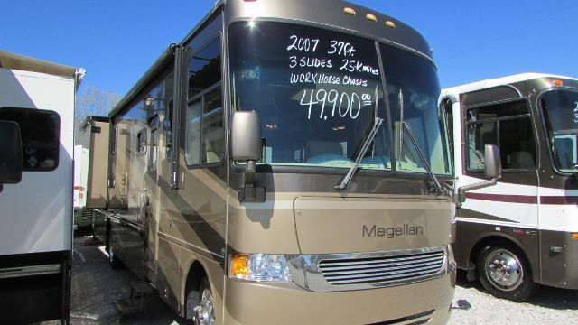 2007 Thor Motor Coach FOUR WINDS MAGELLAN 36E