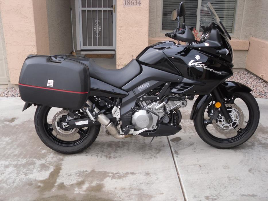 2009 Suzuki V-STROM 1000