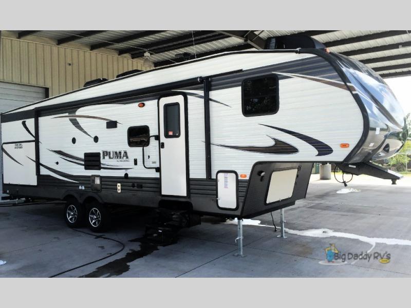 2017 Palomino Puma 295BHSS