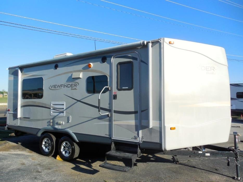 2010 Cruiser Rv Corp VIEW FINDER 21FB