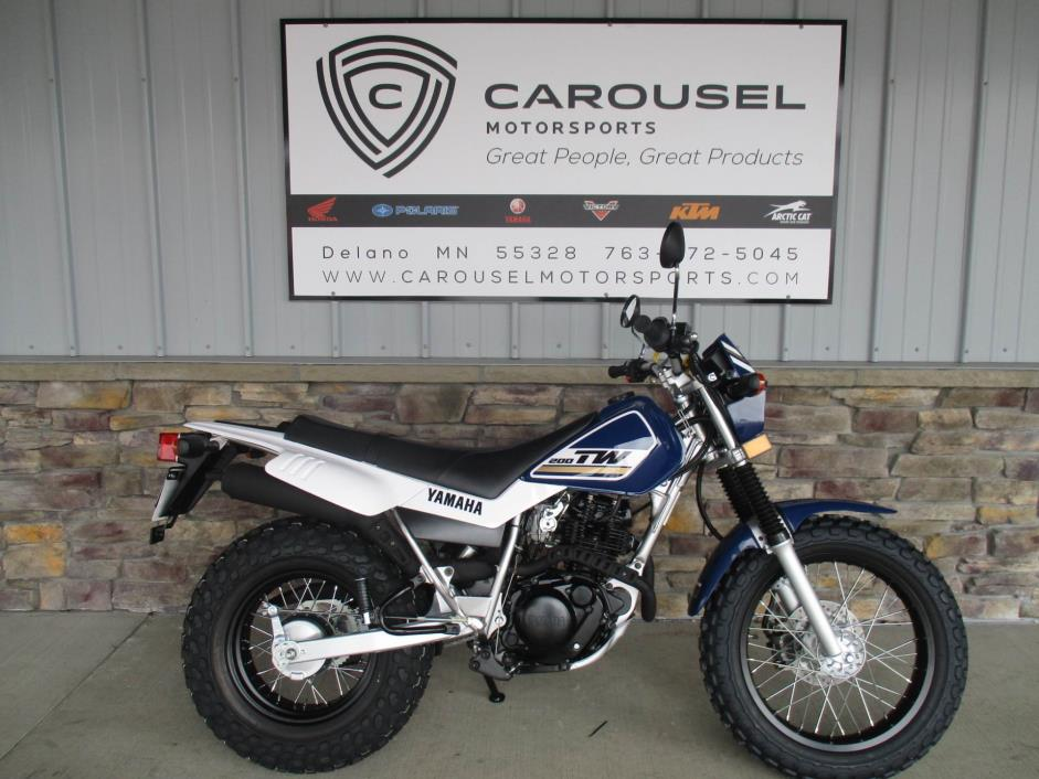 Yamaha tw200 motorcycles for sale in minnesota for Yamaha dealers mn