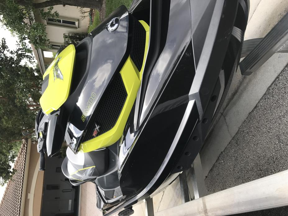 2015 Sea-Doo RXT aS 260