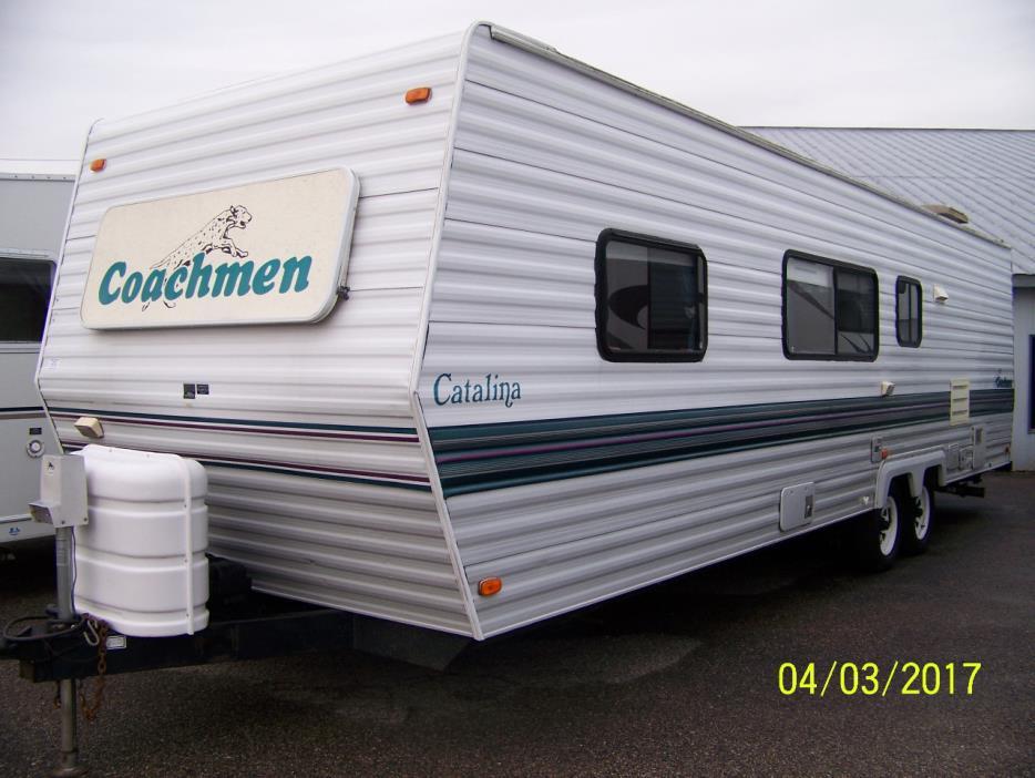 1996 Coachmen CATALINA 299TB BUNKHOUSE