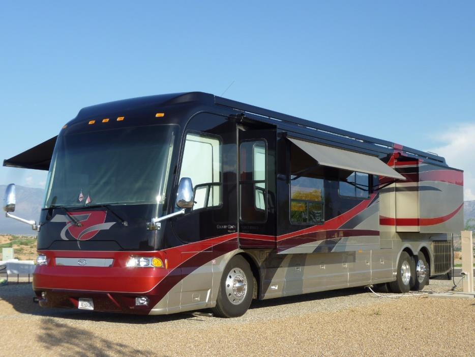2008 Country Coach MAGNA REMBRANDT 630