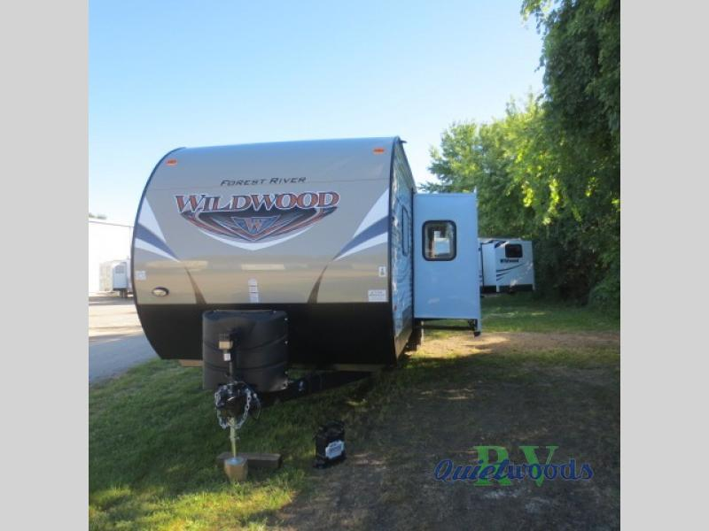 2018 Forest River Rv Wildwood 32BHDS