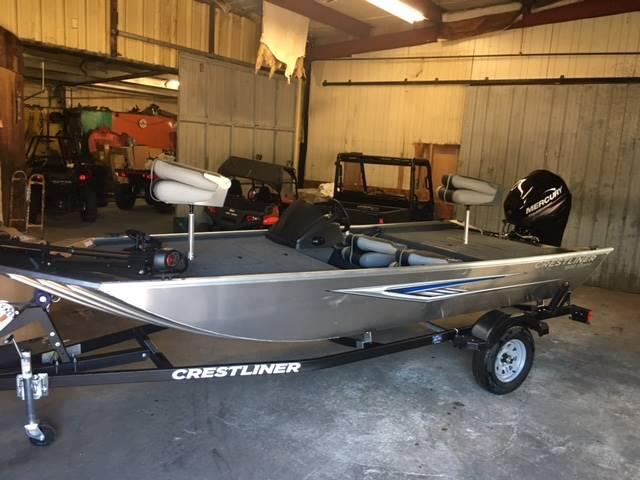 2017 Crestliner 16 Storm