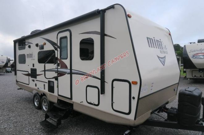 2018 Forest River Rockwood 2509S