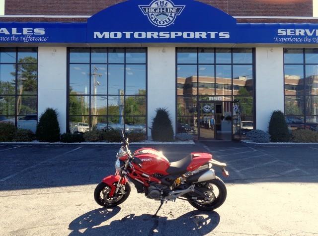 2014 Ducati MONSTER 695