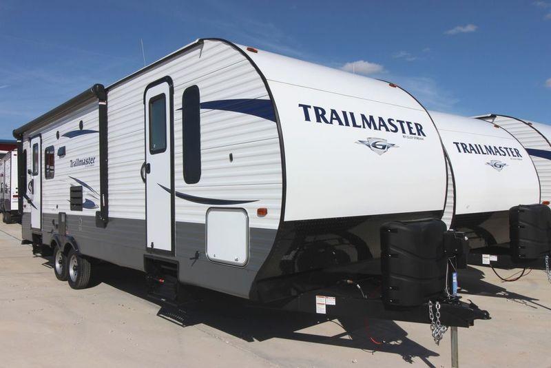 2017 Gulf Stream Trail Master Travel Trailer 262RLS