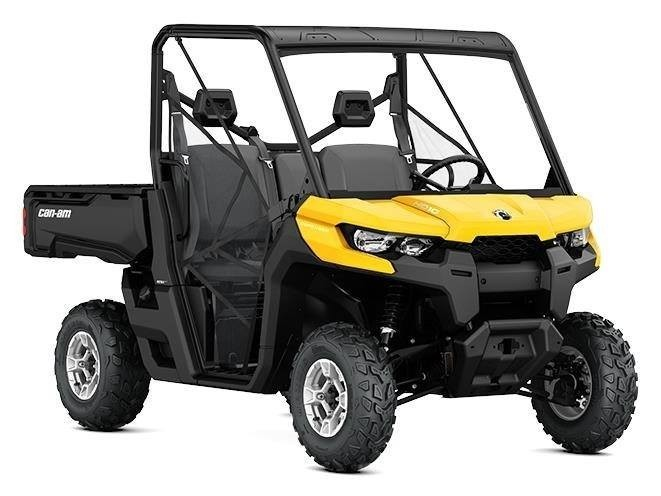 2017 Can-Am DEFENDER DPS HD10
