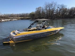 2014 Malibu Boats LLC 24 mxz