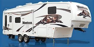 2008 Keystone MONTANA 3295RK