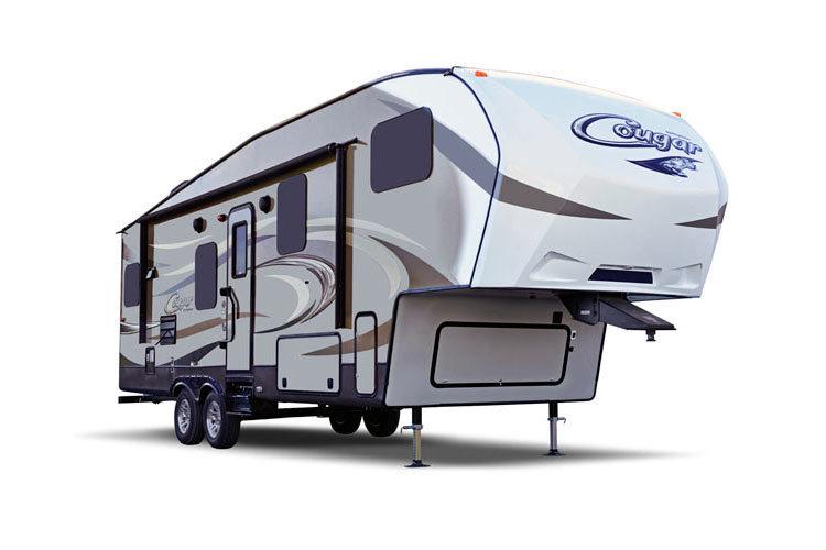 2012 Keystone COUGAR 276RLS