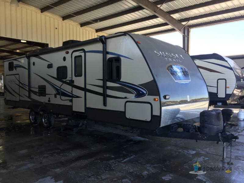 2014 Crossroads Rv Sunset Trail Super Lite ST300BH