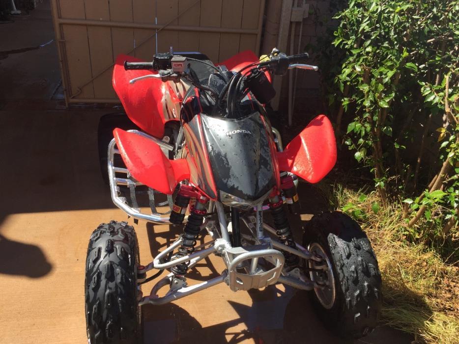 2006 Honda ATVS