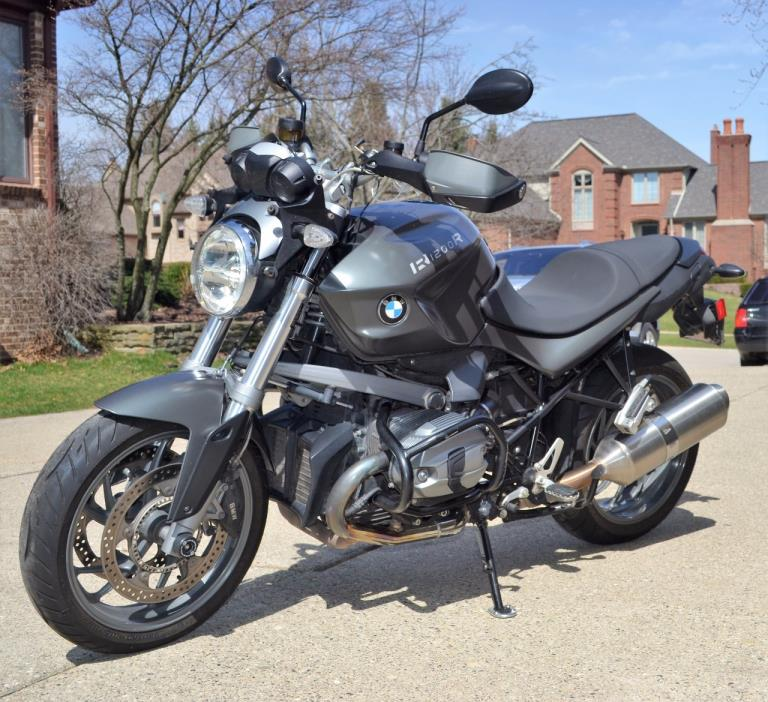 bmw r 1200r motorcycles for sale in michigan. Black Bedroom Furniture Sets. Home Design Ideas