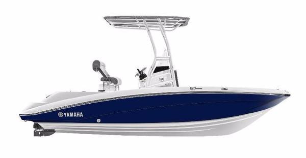 2017 Yamaha Marine 190 FSH Sport