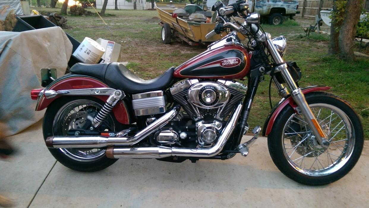 Harley Davidson: 2005 Harley Davidson Low Rider Motorcycles For Sale In Texas