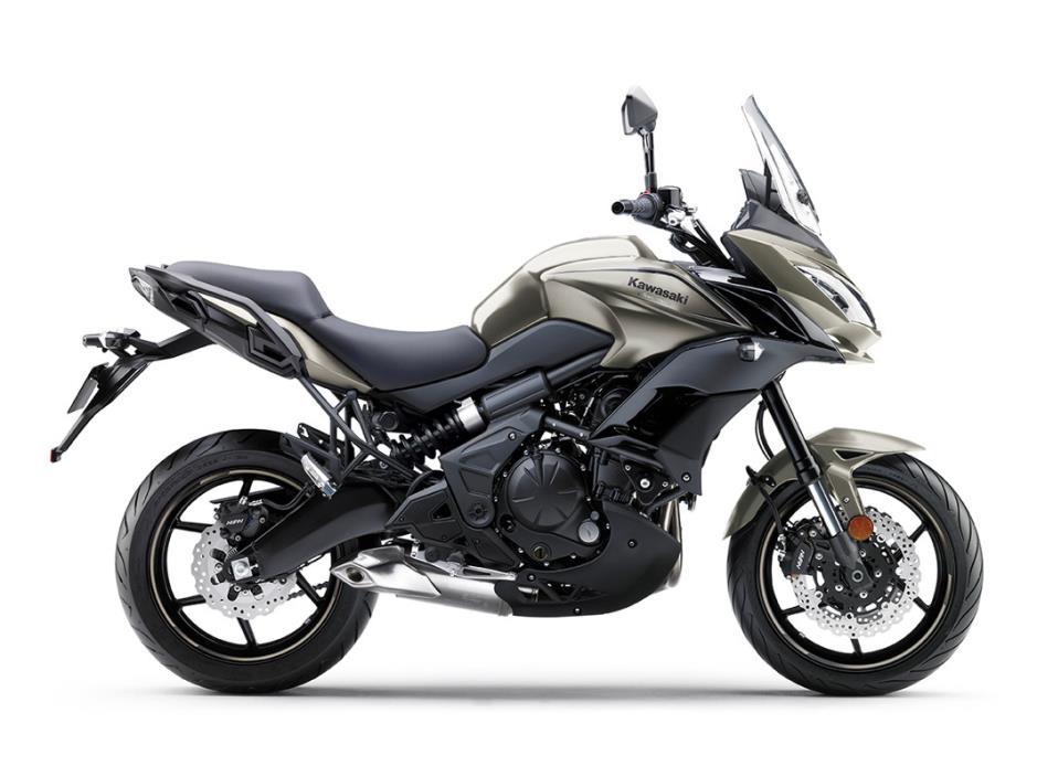 2017 Kawasaki Versys 650 ABS