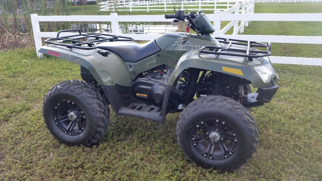 2010 Arctic Cat 450 H1 AUTO