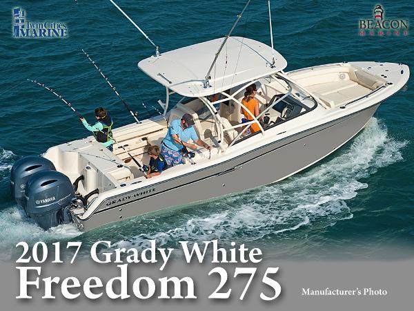 2017 Grady-White Freedom 275