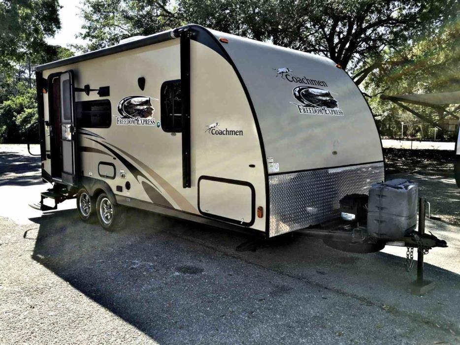 2014 Coachmen FREEDOM EXPRESS 192 RBS
