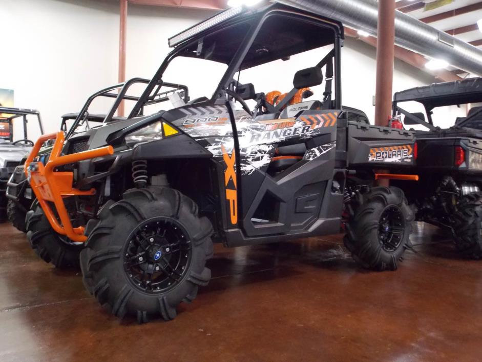 polaris ranger xp 900 eps high lifter edition motorcycles for sale. Black Bedroom Furniture Sets. Home Design Ideas