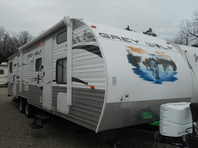 2013 Forest River Cherokee Grey Wolf 29DSFB