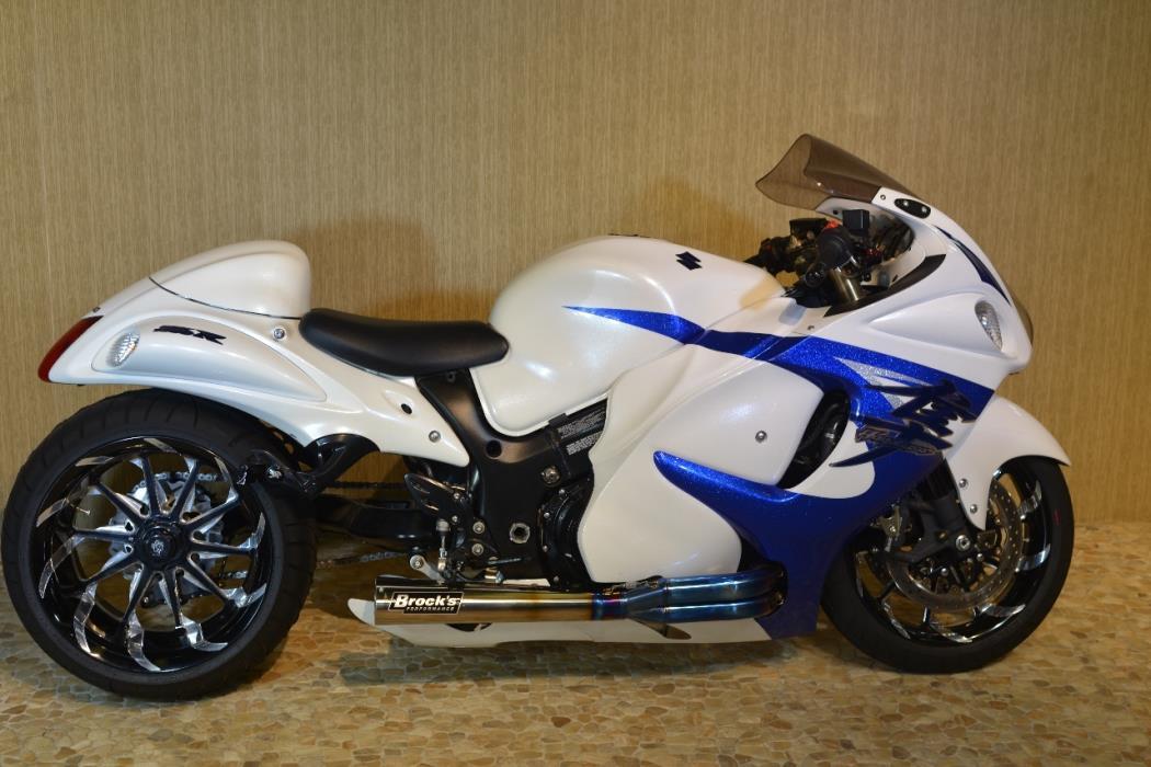2012 Suzuki HAYABUSA LIMITED EDITION