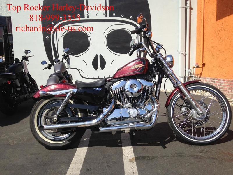 2013 Harley-Davidson XL1200V - Sportster Seventy-Two