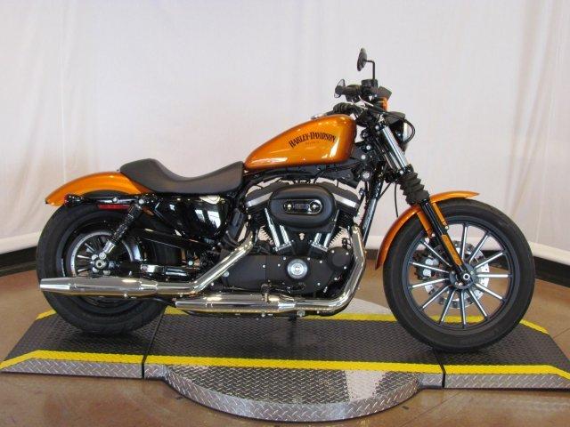 2014 Harley Davidson XL883N - Iron 883