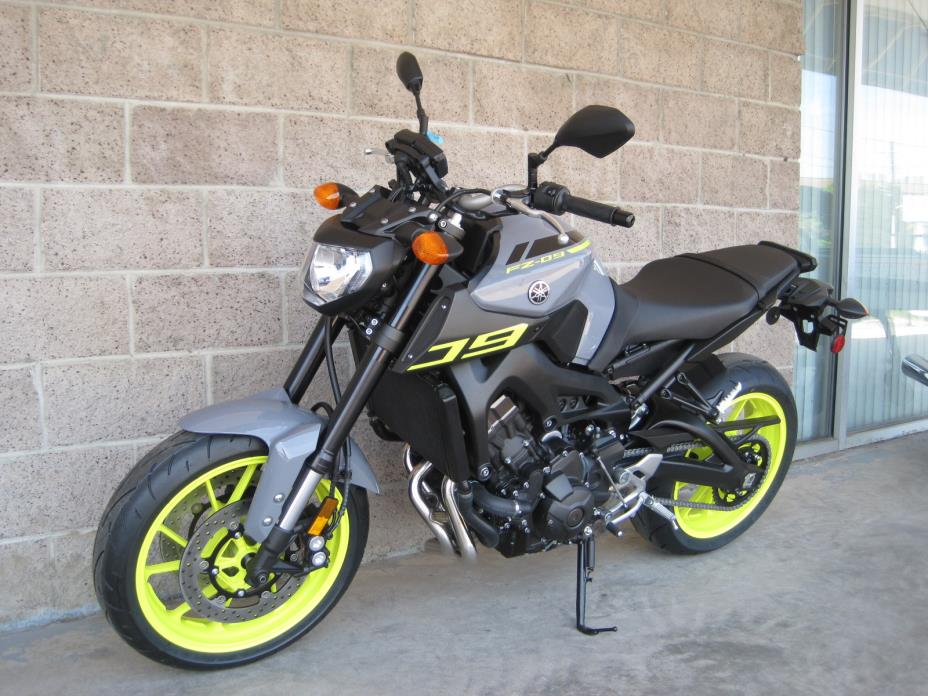 yamaha fz 09 motorcycles for sale in colorado. Black Bedroom Furniture Sets. Home Design Ideas