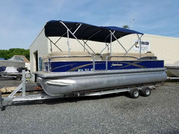 2010 Sweetwater SW 2386 DF