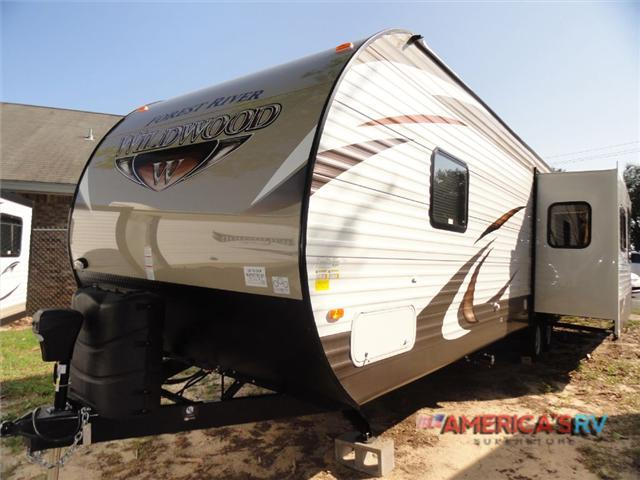 2017 Forest River Rv Wildwood 27RKSS