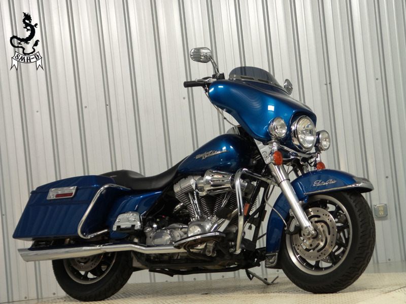 2006 Harley-Davidson FLHT - Electra Glide Standard