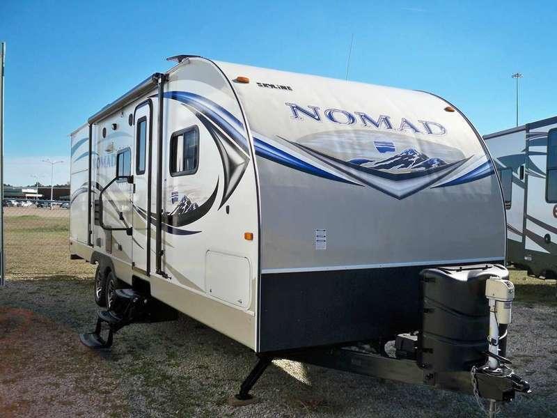 2014 Skyline Nomad 287