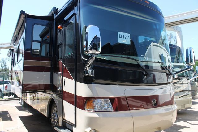 2011 Holiday Rambler Endeavor 43DFT